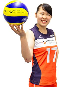 #17 柳沢 紫子