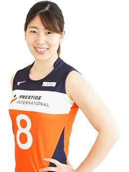 #8 田村 愛美