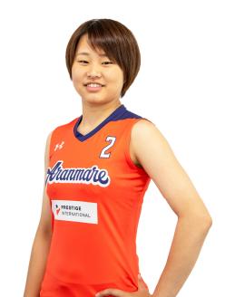 #2 前田 美紅